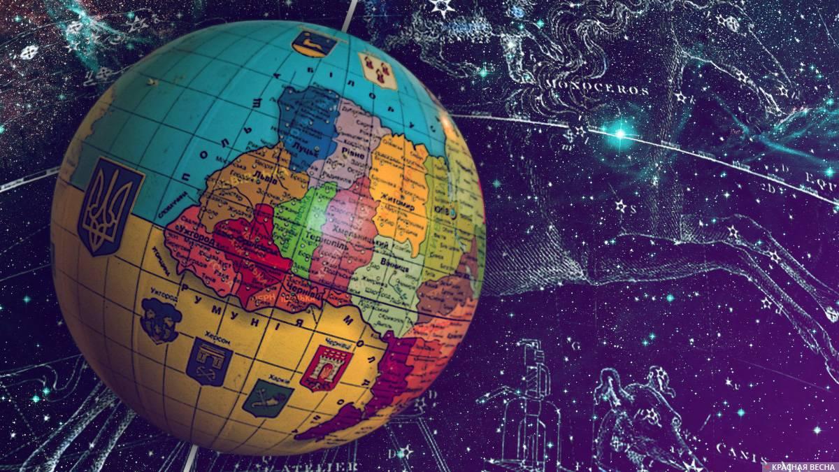 планета украина