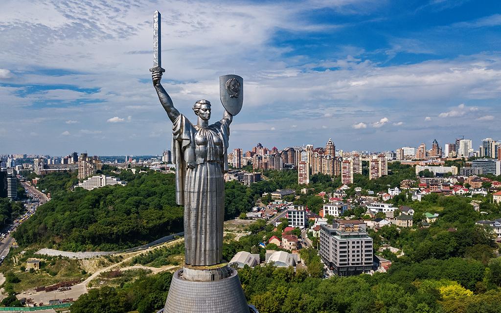 родина мать украина