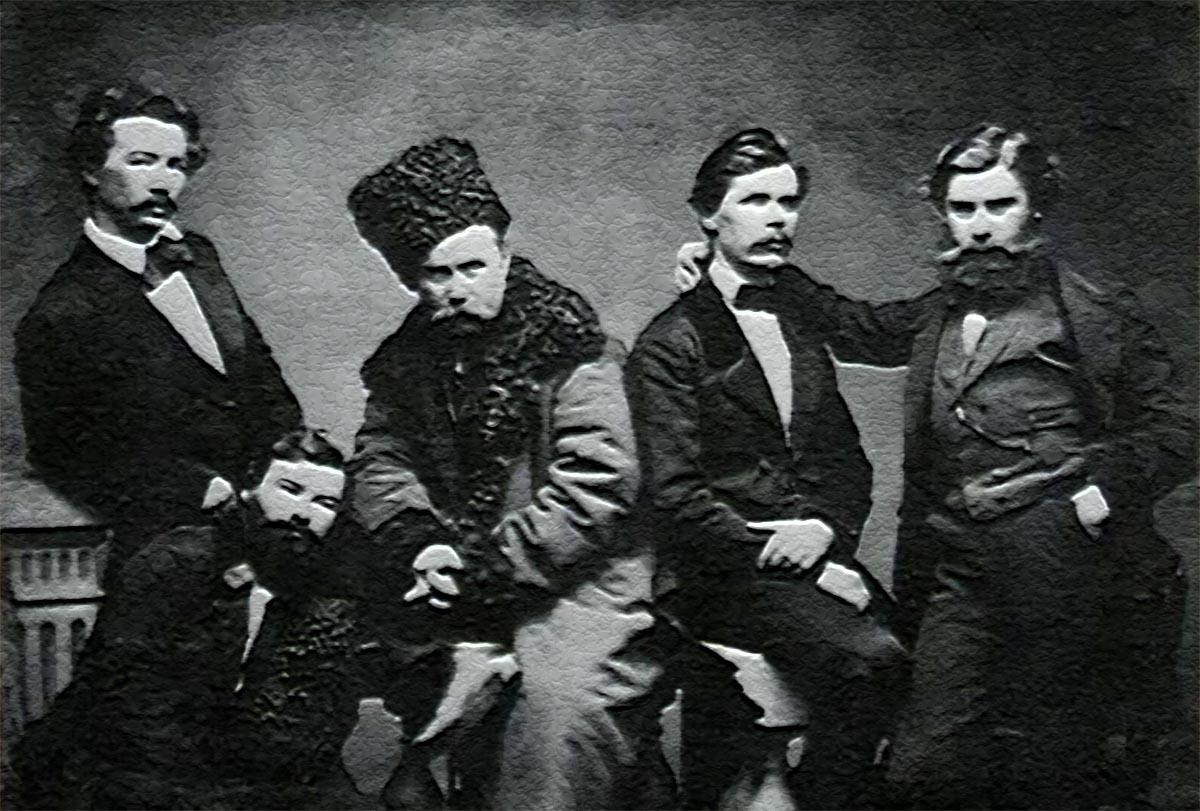 ukrailnskie pisateli
